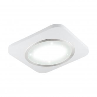 EGLO 97661 | Puyo-S Eglo zidna, stropne svjetiljke svjetiljka 1x LED 3400lm 3000K bijelo, učinak kristala