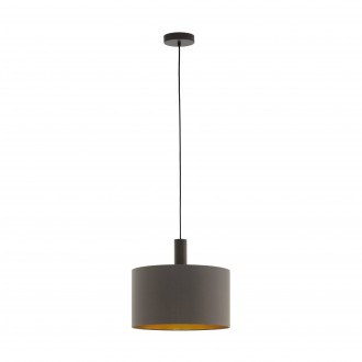 EGLO 97682   Concessa Eglo visilice svjetiljka 1x E27 kapuchino, zlatno