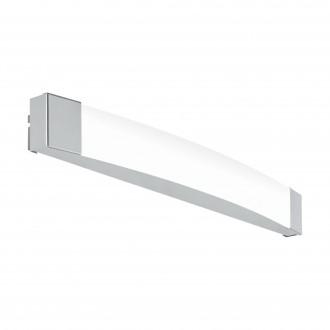 EGLO 97719 | Siderno Eglo ovetljenje ogledala svjetiljka 1x LED 1700lm 4000K IP44 krom, saten