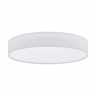 EGLO 97777 | Romao-1 Eglo stropne svjetiljke svjetiljka daljinski upravljač jačina svjetlosti se može podešavati, sa podešavanjem temperature boje 1x LED 4000lm 3000 <-> 5000K bijelo