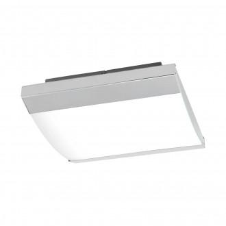 EGLO 97869 | Siderno Eglo ovetljenje ogledala svjetiljka 1x LED 2900lm 4000K IP44 krom, saten