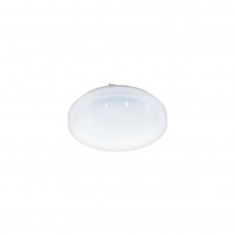 EGLO 97877 | Frania-S Eglo zidna, stropne svjetiljke svjetiljka okrugli 1x LED 1350lm 3000K bijelo, učinak kristala