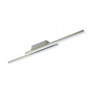 EGLO 97906 | EGLO-Connect-Fraioli Eglo stropne svjetiljke smart rasvjeta jačina svjetlosti se može podešavati, sa podešavanjem temperature boje, promjenjive boje 2x LED 4600lm 2700 <-> 6500K poniklano mat, bijelo
