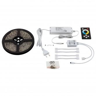 EGLO 97923 | Led-Stripes-Flex Eglo LED traka svjetiljka daljinski upravljač s utičnicom 1x LED 600lm 2700<->6500K prozirno