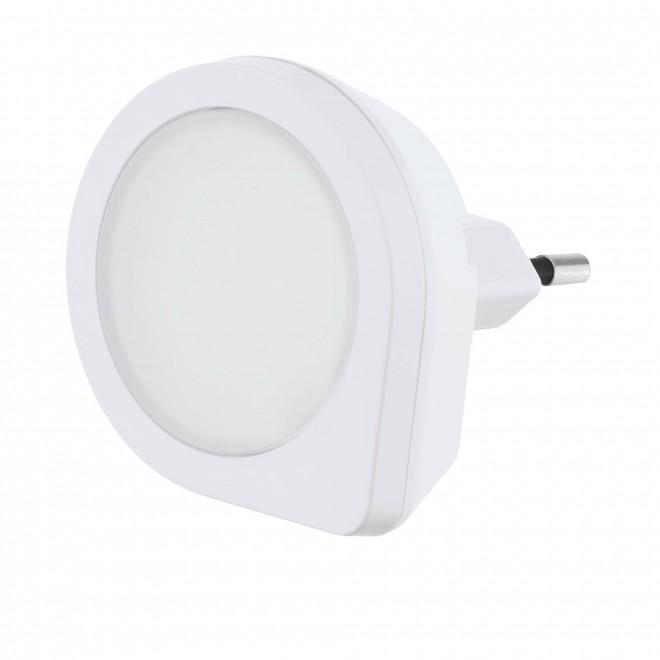 EGLO 97932 | Tineo Eglo orientciona rasvjeta svjetiljka sa senzorom utična svjetiljka 1x LED 2lm 3000K bijelo