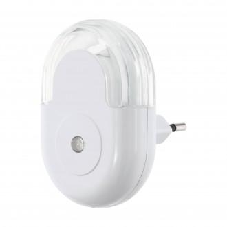 EGLO 97935 | Tineo Eglo orientciona rasvjeta svjetiljka sa senzorom utična svjetiljka 1x LED 5lm 3000K bijelo