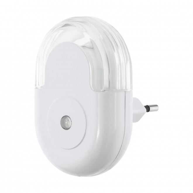 EGLO 97935   Tineo Eglo orientciona rasvjeta svjetiljka sa senzorom utična svjetiljka 1x LED 5lm 3000K bijelo