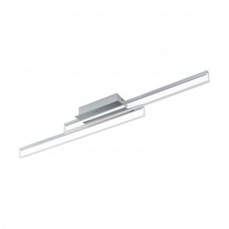 EGLO 97965 | Palmital Eglo zidna, stropne svjetiljke svjetiljka 2x LED 2600lm 3000K IP44 krom, prozirna