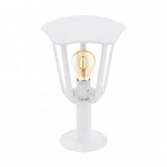 EGLO 98117   Monreale Eglo podna svjetiljka 33,5cm 1x E27 IP44 bijelo, prozirno