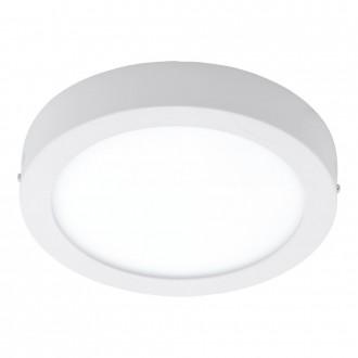 EGLO 98171 | EGLO-Connect-Argolis Eglo zidna, stropne svjetiljke smart rasvjeta okrugli jačina svjetlosti se može podešavati, sa podešavanjem temperature boje 1x LED 1600lm 2700 <-> 6500K IP44 bijelo