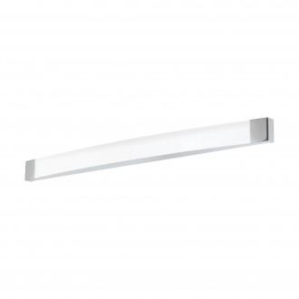 EGLO 98193 | Siderno Eglo ovetljenje ogledala svjetiljka 1x LED 2600lm 4000K IP44 krom, saten