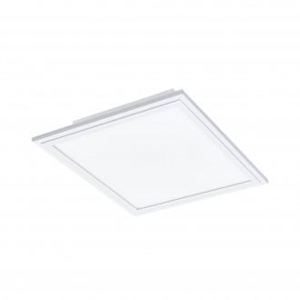 EGLO 98201   EGLO-Access-Salobrena Eglo stropne svjetiljke Access svjetiljka četvrtast daljinski upravljač jačina svjetlosti se može podešavati, sa podešavanjem temperature boje, timer, noćno svjetlo 1x LED 1850lm 2700 <-> 6500K bijelo