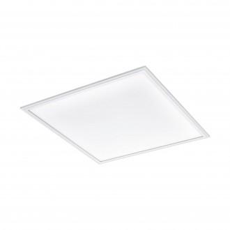 EGLO 98203   EGLO-Access-Salobrena Eglo stropne svjetiljke Access svjetiljka četvrtast daljinski upravljač jačina svjetlosti se može podešavati, sa podešavanjem temperature boje, timer, noćno svjetlo 1x LED 4000lm 2700 <-> 6500K bijelo