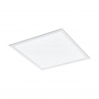 EGLO 98297   EGLO-Access-Salobrena Eglo stropne svjetiljke Access svjetiljka četvrtast daljinski upravljač jačina svjetlosti se može podešavati, sa podešavanjem temperature boje, timer, noćno svjetlo 1x LED 2600lm 2700 <-> 6500K bijelo
