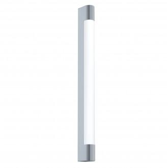 EGLO 98443   Tragacete Eglo zidna svjetiljka oblik cigle 1x LED 1500lm 4000K IP44 krom, bijelo