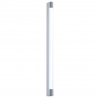 EGLO 98444   Tragacete Eglo zidna svjetiljka oblik cigle 1x LED 2270lm 4000K IP44 krom, bijelo