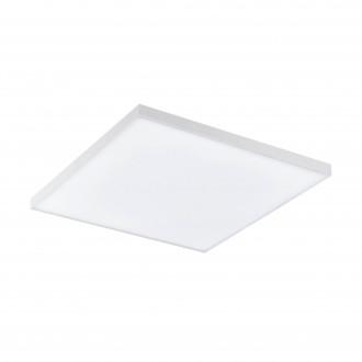 EGLO 98475 | Turcona Eglo stropne svjetiljke LED panel četvrtast 1x LED 1300lm 3000K bijelo, saten