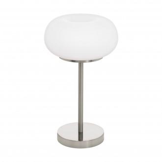 EGLO 98658 | EGLO-Connect-Optica Eglo stolna smart rasvjeta 47,5cm sa prekidačem na kablu jačina svjetlosti se može podešavati, sa podešavanjem temperature boje, promjenjive boje, može se upravljati daljinskim upravljačem 1x LED 2200lm 2700 <-> 6500