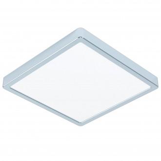 EGLO 99269   Fueva-5 Eglo zidna, stropne svjetiljke LED panel četvrtast 1x LED 2300lm 3000K IP44 krom, bijelo