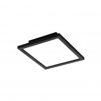 EGLO 99415 | EGLO-Connect-Salobrena Eglo spušteni plafon, stropne svjetiljke, visilice smart rasvjeta četvrtast daljinski upravljač jačina svjetlosti se može podešavati, sa podešavanjem temperature boje, promjenjive boje 1x LED 2000lm 2700 <-> 6500K