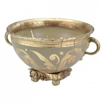 ELSTEAD FB-ROCHEBLAVE-BOWL | Elstead pribor posuda ručno bojano antik zlato, opal