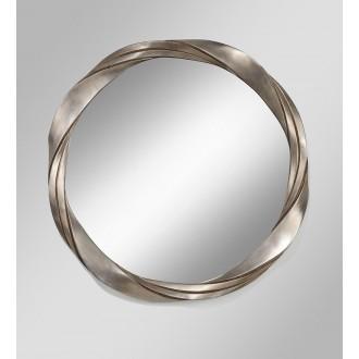 ELSTEAD FE-SILVERTWIST-MIRROR | Silvertwist-Mirror Elstead zrcalo pribor antik srebrna, zrcalo