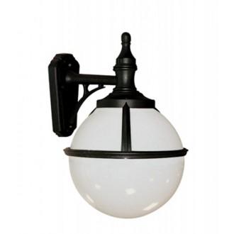 ELSTEAD GLENBEIGH WALL | Glenbeigh Elstead zidna svjetiljka namjenjeno za primorje 1x E27 IP44 UV crno, opal