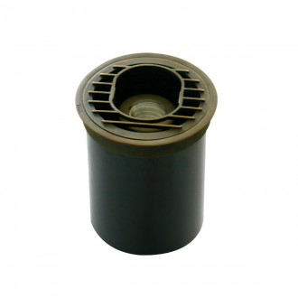 ELSTEAD GZ/BRONZE14 | Bronze-Elite-Fusion Elstead ugradbena svjetiljka Ø160mm 160x160mm 3x LED 300lm 3000K IP44 antik brončano