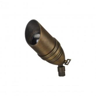 ELSTEAD GZ/BRONZE5 | Bronze-Elite-Fusion Elstead ubodne svjetiljke, zidna, podna svjetiljka elementi koji se mogu okretati 3x LED 300lm 3000K IP44 antik brončano