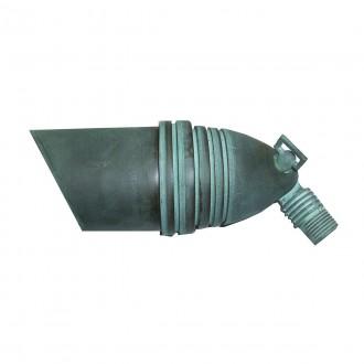 ELSTEAD GZ/BRONZE6 | Bronze-Elite-Fusion Elstead ubodne svjetiljke, zidna, podna svjetiljka elementi koji se mogu okretati 3x LED 300lm 3000K IP44 antik