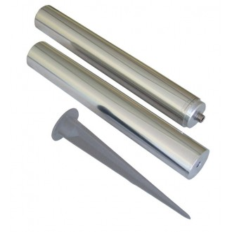 ELSTEAD GZ/ELITE POLE A | Bronze-Elite-Fusion Elstead osovina rasvjete rezervni dijelovi eloksirani aluminijum