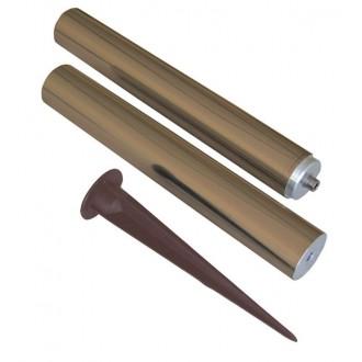 ELSTEAD GZ/ELITE POLE B | Bronze-Elite-Fusion Elstead osovina rasvjete rezervni dijelovi mesing