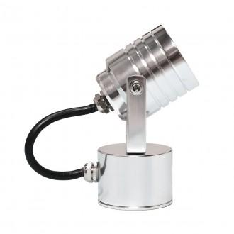 ELSTEAD GZ-ELITE3 | Bronze-Elite-Fusion Elstead zidna, stropne svjetiljke svjetiljka elementi koji se mogu okretati 3x LED 300lm 3000K IP54 eloksirani aluminijum, crno