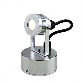 ELSTEAD GZ-ELITE3-S   Bronze-Elite-Fusion Elstead zidna, stropne svjetiljke svjetiljka elementi koji se mogu okretati 1x LED 100lm 3000K IP54 eloksirani aluminijum, crno