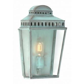ELSTEAD MANSION HOUSE V | Mansion-House Elstead zidna svjetiljka namjenjeno za primorje, ručna izrada 1x E27 IP44 UV antik, prozirno