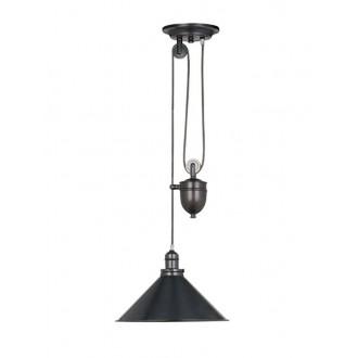 ELSTEAD PV/P OB | Provence-EL Elstead visilice svjetiljka balansna - ravnotežna, sa visinskim podešavanjem 1x E27 antik brončano