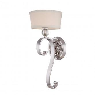 ELSTEAD QZ-MADISON-MANOR1-IS | Madison-Manor Elstead zidna svjetiljka 1x G9 320lm 3000K srebrno, bijelo, prozirno