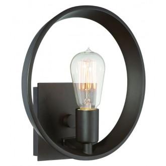 ELSTEAD QZ-THEATER-ROW1WT | Theater-Row Elstead zidna svjetiljka 1x E27 bronca