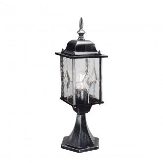 ELSTEAD WX3 | Wexford Elstead podna svjetiljka 52,3cm 1x E27 IP43 antik crno, prozirno