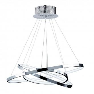 ENDON KLINE-3CH | Kline Endon visilice svjetiljka 3x LED 3090lm 3000K krom, acidni