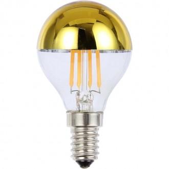 GLOBO 10505 | E14 4W -> 35W Globo mala kugla P45 LED izvori svjetlosti filament 380lm 2700K