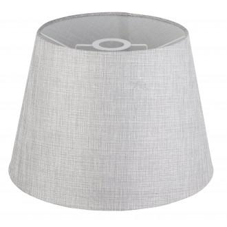 GLOBO 15185S3 | Paco Globo sjenilo sijenilo sivo