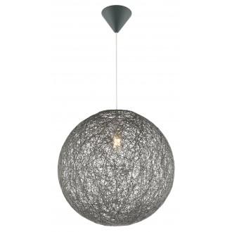 GLOBO 15253G | Coropuna Globo visilice svjetiljka 1x E27