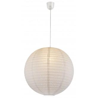 GLOBO 16911 | Varys Globo visilice svjetiljka 1x E27 bijelo