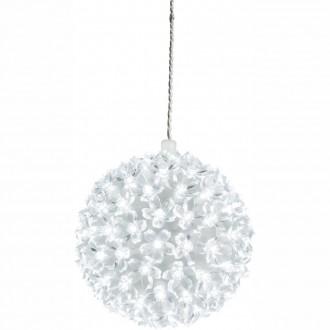 GLOBO 29938-15 | Rose-I Globo visilice svjetiljka sa dodirnim prekidačem 100x LED 5500K IP44 bijelo