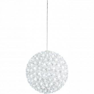 GLOBO 29938-23 | Rose-I Globo visilice svjetiljka sa dodirnim prekidačem 200x LED 5500K IP44 bijelo