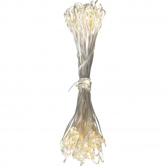 GLOBO 29950-100 | Venuto-V Globo dekoracija svjetiljka s prekidačem 100x LED bijelo