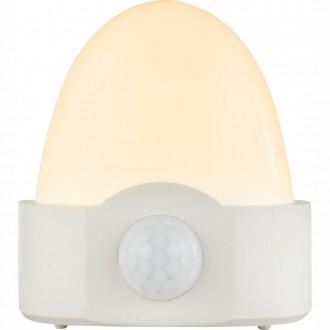 GLOBO 31933   Enio-I Globo noćno svjetlo svjetiljka sa senzorom 3x LED 10lm 3000K bijelo
