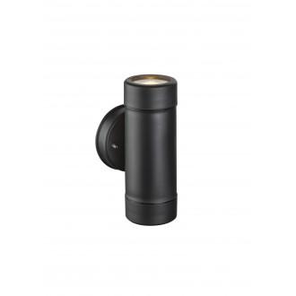 GLOBO 32005-2 | Cotopa Globo zidna svjetiljka 2x GU10 IP44 crno