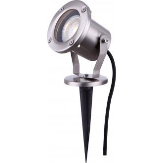 GLOBO 32075 | Style Globo ubodne svjetiljke svjetiljka elementi koji se mogu okretati 1x GU10 IP65 čelik